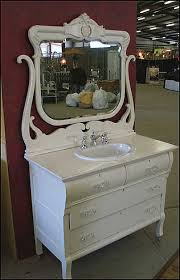 bathroom vanity from old dresser images of antique bathroom