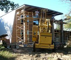 icf cabin steel icf new home thread page 4 construction picture post