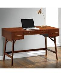 Mid Century Modern Desk For Sale Deals On Mid Century Modern Design Home Office Writing Computer