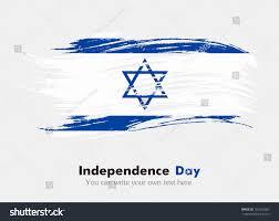 Flag Of Israel Flag Israel Stock Vector 191629382 Shutterstock