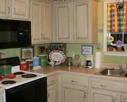 cabinet enchanting how to paint kitchen cabinets antique look