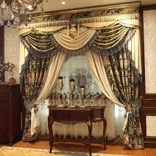 Drapes For Windows Chenille Material Window Coverings Curtains Are Luxurious Designed