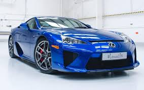 lexus lfa 2018 lexus lfa surprising supercars our top 10 extraordinary cars
