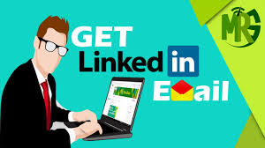 How To Get Business Email by How To Find Email Address From Linkedin Best Way Youtube