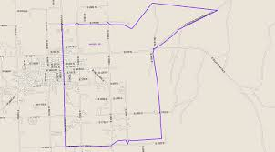 Naples Zip Code Map by Uintah District