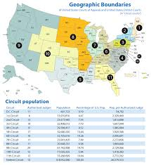 map of us federal states map of us circuit courts court of appeals 1280x1400 mapporn