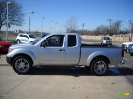 nissan frontier king cab 2007 radiant silver nissan frontier xe king cab 25999396