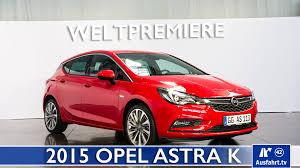 opel astra 2015 weltpremiere 2015 opel astra k 5 türer sitzprobe preview in