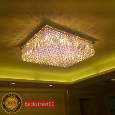 Square Chandelier New Modern Led Square Chandelier Ceiling Light Pendant