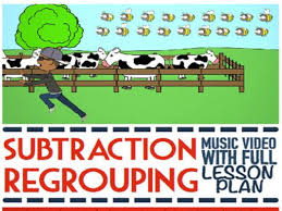 subtraction with borrowing fun ks2 activities by letsrockmath