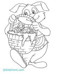 Easter Flower Coloring Pages - free printable easter coloring pages hundreds to print and