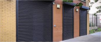 Security Overhead Door Shutter Model 653 Overhead Door Company Of