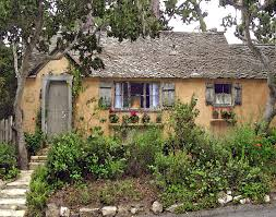 Cottage Houses Sunwise Turn U2013 A Hugh Comstock Fairytale Cottage In Carmel By The