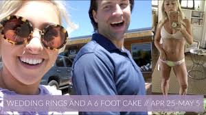 wedding ring shopping haul vlog youtube