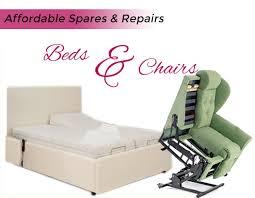 riser recliner chair u0026 adjustable bed repair 0800 854 330
