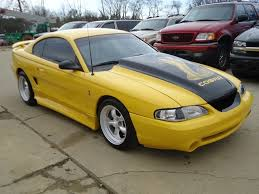 98 ford mustang for sale 1998 ford mustang svt cobra for sale in cincinnati oh stock