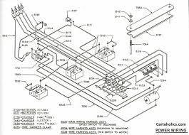 club car wiring diagram electric cartaholics golf cart forum