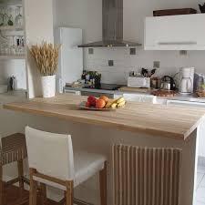 cuisine plan de travail bois massif plan de travail bois du massif pour vos projets cuisine chene
