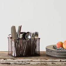 kitchen organize your silverware with cool utensil caddy
