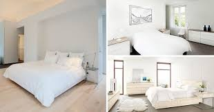 Simple Bedroom Design 5 Simple White Bedroom Decor Ideas To Use In Your Home Contemporist
