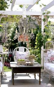 shabby chic patio decor 14 beautiful greenhouse interior designs