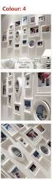 white picture frames love modern home decor floral white wedding