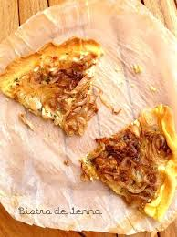 oignon blanc cuisine recette de tarte à l oignon blanc la recette facile