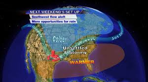 Jet Stream Forecast Map 10 Day Forecast Is A U201c180 U201d From The Last 10 Wruf Weather