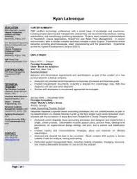 Best Business Analyst Resumes by Resume Sample Example Of Business Analyst Resume Targeted To The