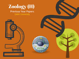 zoology hons first year previous year question papers du