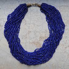 blue beaded necklace images Navy blue beaded necklace uweza foundation jpg