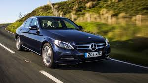 2017 mercedes benz c class review top gear