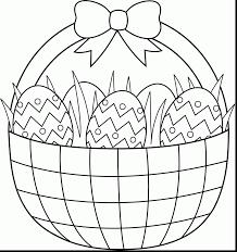 blank easter baskets brilliant easter basket coloring page with easter basket coloring