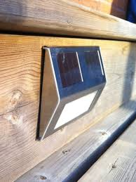 Nature Power Hanging Solar Shed Light by Solar Powered Lights Illuminate Steps Or Deck U2026 Pinteres U2026