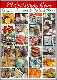 Homemade Holiday Gifts by 24 Christmas Ideas Recipes Homemade Gifts U0026 More U2013 Hip2save