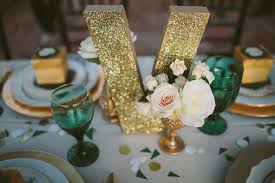 emerald green u0026 gold engagement party inspiration every last detail