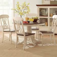 white oak dining room set tags unusual antique white kitchen