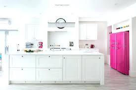 retro kitchen island white kitchen chandelier and high end white kitchen appliances pink