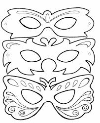 halloween masks templates virtren com