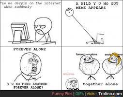 Together Alone Meme - together alone trolino