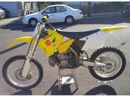 suzuki rm250 for sale used motorcycles on buysellsearch