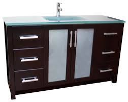 black bathroom vanity as modern bathroom vanities with best 55