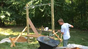 Diy Backyard Pull Up Bar by How To Build A Pull Up Bar Jon Peters Art U0026 Home