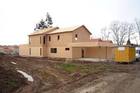 maison interieur bois construction de maison ossature bois yves clément architecte