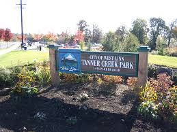 tanner creek park city of west linn oregon official website