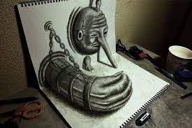 how to do pencil sketch what is the place of 3d pencil drawings in the world of and