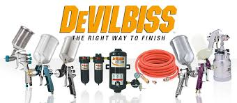devilbiss automotive refinishing at cky auto supplies