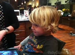 when the baby becomes a boy u0026 the haircut baby gizmo