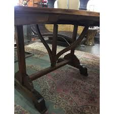 French Country Outdoor Furniture by Antique French Country Wine Tasting Table Chairish