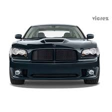 dodge charger 2006 2010 srt look style 1 piece polyurethane front
